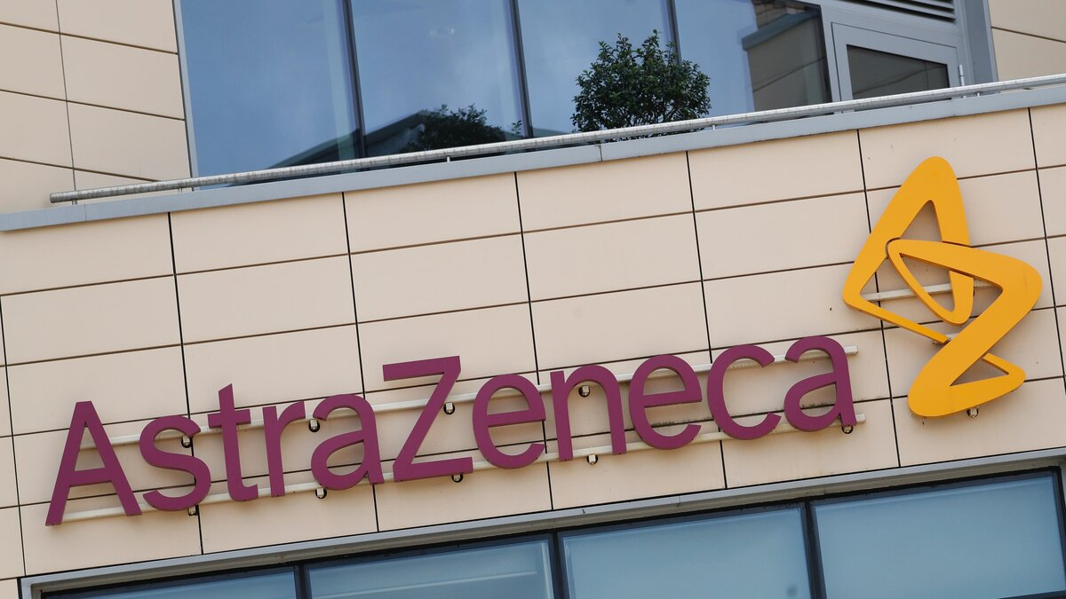 AstraZeneca offices in Cambridge, England. (AP Photo/Alastair Grant, File)